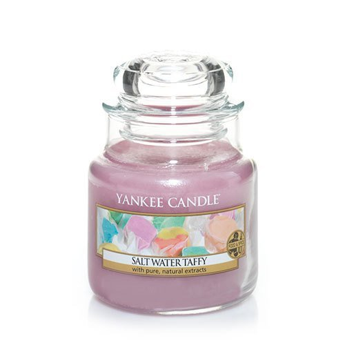 Yankee Candle Classic Small Jar Salt Water (Small Classic Candle Jar)