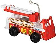 Hallmark Keepsake Christmas Ornament 2021, Fisher-Price Vintage Fire Engine