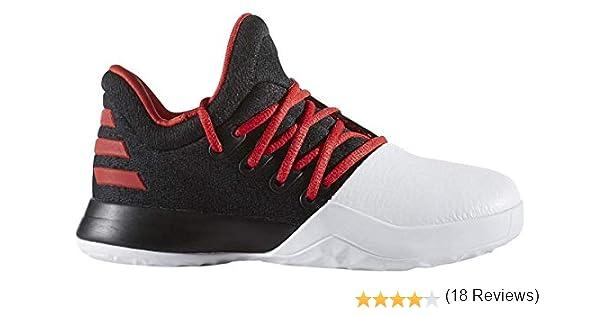 adidas Harden Vol 1 Ps Baloncesto negro/cicatriz/blanco (B49608 ...