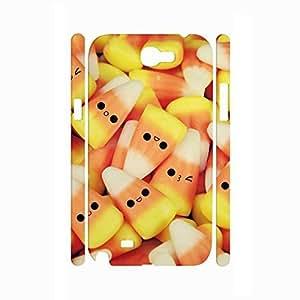 Classic Cute Fruit Pattern Hard Plastic Design Case for Samsung Galaxy Note 2 N7100 Case