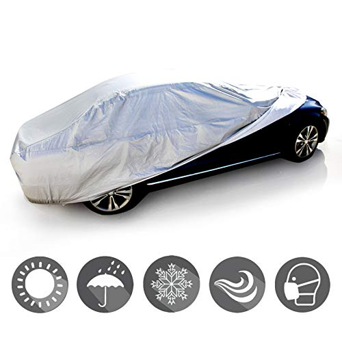 LT Sport SN#100000000765-222 All Weather Waterproof Full Protection Car Cover for Volkswagen