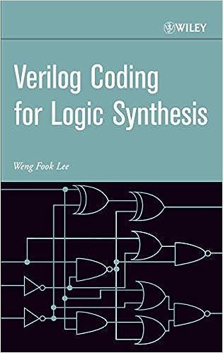 Verilog Coding for Logic Synthesis