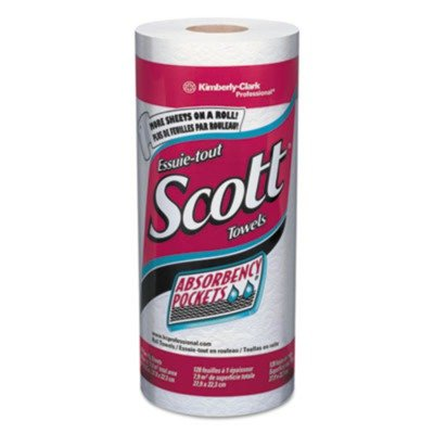 KIM41482 - SCOTTreg; 41482 Kitchen Roll Paper Towels