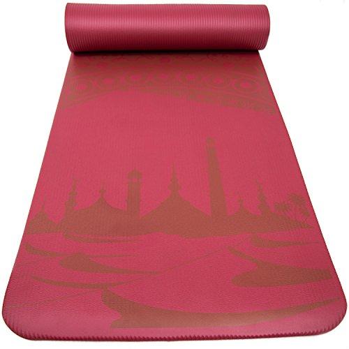 Peace Yoga Exercise Microfiber Pilates
