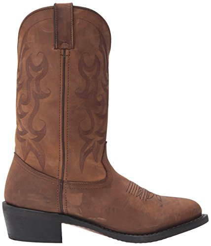 "Durango Men's DB922 Classic 12"" Western Boot,Soft Tan,9.5 M US"