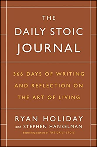 image for The Daily Stoic Journal: 366 Days of Writing and Reflection on the Art of Living