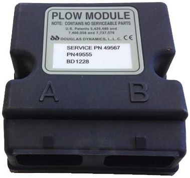 Plow Side Western SnowEx Part # 49567-2 Port Isolation Plow Module