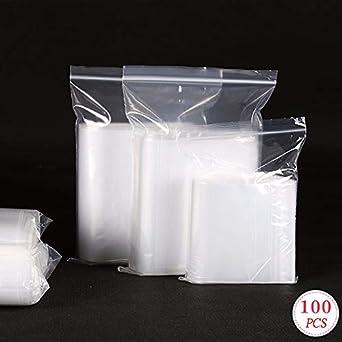 Ziplock Bags - Bolsas de plástico con cierre de cremallera ...