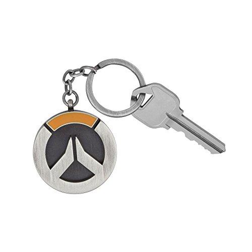 Overwatch Logo Metal Keychain