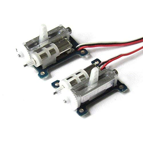 (Hobbypower 1.5g Digital Ultra Micro Linear Servo V-Tail Function GS-1502 (Pack of 1 Pair))