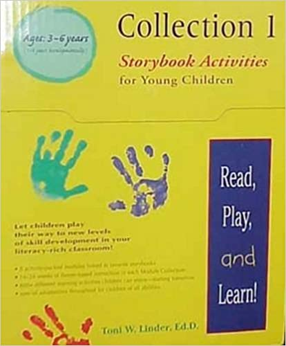 Amazon Read Play And Learn Collection 1 Storybook