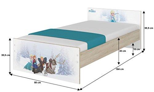Nuovi modelli 160 x 80 posti letto per bambini disney minnie ups