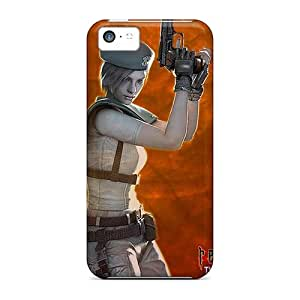 Durable Case For The Iphone 5c- Eco-friendly Retail Packaging(jill Valentine)