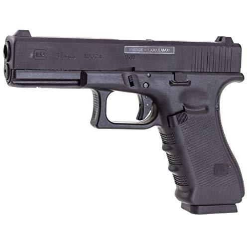 Glock 17 Gen4 gaz Airsoft-Réplique à Billes-Semi-Automatique-Culasse métal -blowback-Puissance 0.5 Joule… 1
