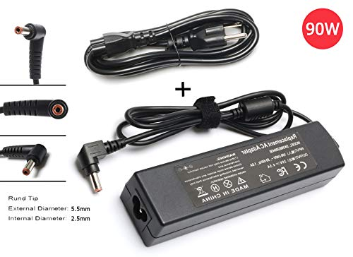 90W B560 B570 N580 Ac Adapter Laptop Charger for For IBM Lenovo IdeaPad V570 Z380 Z400 Z470 Z480 Z580 Z585 G570 G575 G580 G585 G770 G780 P400 Y400 Y420p Y580 N586 G470
