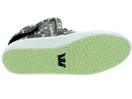 White Men's Sneaker SUPRA High white Falcon Multi Top SaFSYUqw
