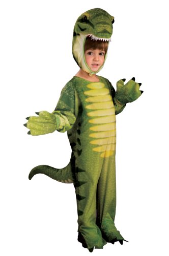 Silly Safari Costume, Dino-Mite Costume, Small (3-4 Yrs.)