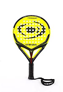 Pala pádel Vision Paragon 1.4 Yellow: Amazon.es: Deportes y ...