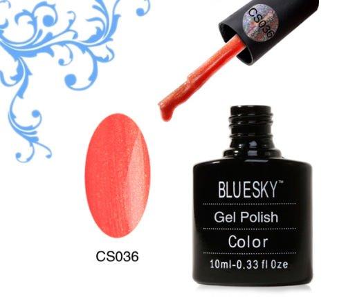 Amazon.com: CS36 Bluesky Soak Off UV LED Gel Nail Polish Blaze ...