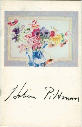 hobson pittman the teacher woodmere art museum april 23 to june 11 1989