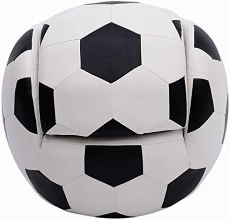 HOMCOM Sofa Modelo Balón Futbol Sofá para Niños Mobiliario ...