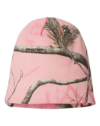 WearDgo Licensed Camo Hunting Beanies (Realtree Pink 8