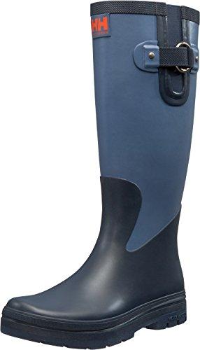 Helly Hansen 11284, Damen Stiefel & Stiefeletten  42 EU blau (blau 689)