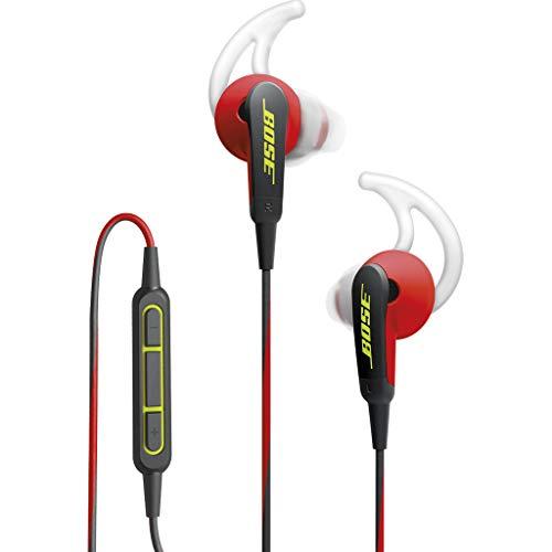 Bose SoundSport In-Ear Headphones w/Mic (Apple) (Red)
