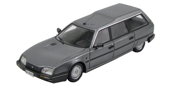 KESS 1/43 Citroen CX25 TRD Turbo 2 break 1987 M Gray (japan import): Amazon.es: Juguetes y juegos
