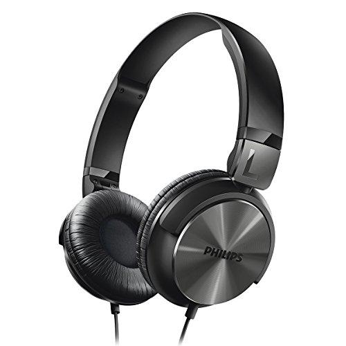 Philips SHL3160BK 27 Headphones Black