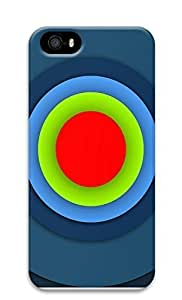 Case For Sam Sung Galaxy S4 Mini Cover Circles 3D Custom Case For Sam Sung Galaxy S4 Mini Cover