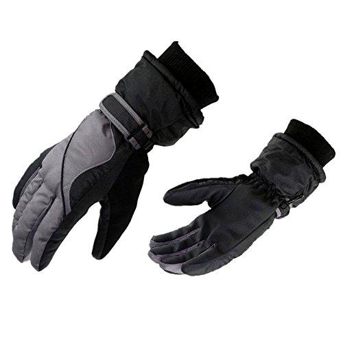 Sport Snow Gloves: Ski Glove Warm Windproof Outdoor Sports Snow Gloves For