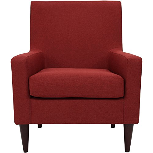 Parker Lane uch jit7 Emma Arm Chair, Picante