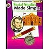 img - for Social Studies Made Simple, Grade 5 book / textbook / text book