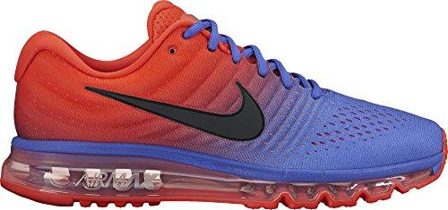 Nike 2017 Mens Air Max - Blue - Size 10.5 (Nike Neon Black Sneakers)