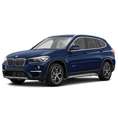 Dawn Enterprises FE-BMW-X1 Finished End Body Side Molding Compatible with BMW X1 - MINERAL GREY METALLIC (B39)