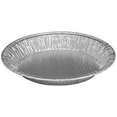 HFA 30535 Baking Pie Pan (Set of 200) - Dimensions: Top out: 9 5/8 inch - Top in: 8 3/4 inch - Bottom - 7 inch