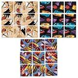 Nasco Scramble Squares Set #1 - SN36163