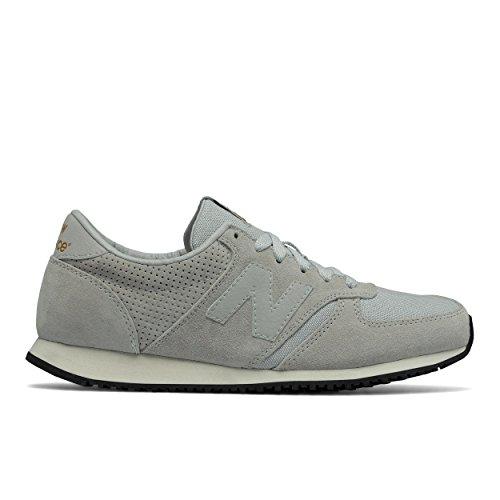 New Balance , Baskets pour homme gris Bianco 43.0