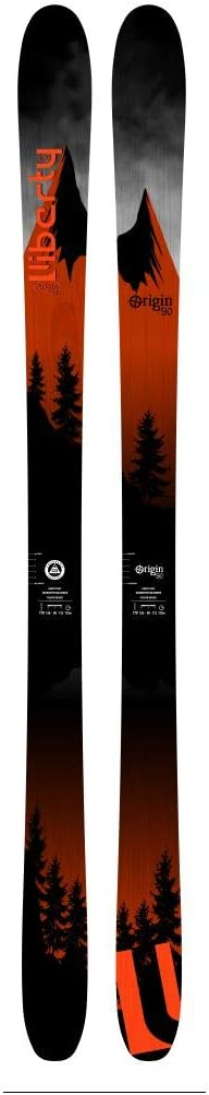 Liberty Skis Origin 90 Ski 2019
