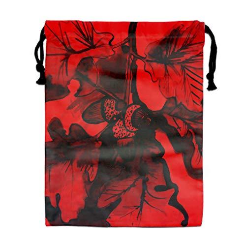 Drawstring Bagk Gym Bag for Blood ()