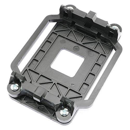 DGZZI 1 Piece CPU Cooler Bracket Motherboard Back Plate Heatsink Fan Stand Base Mount Bracket Holder for AMD Socket AM2 AM3