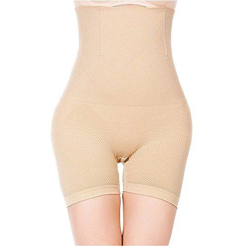 7d5e2a35ec Miss-Loly Women High Waist Cincher Girdle Belly Slimmer Trainer Shapewear  Butt Lifter Panties
