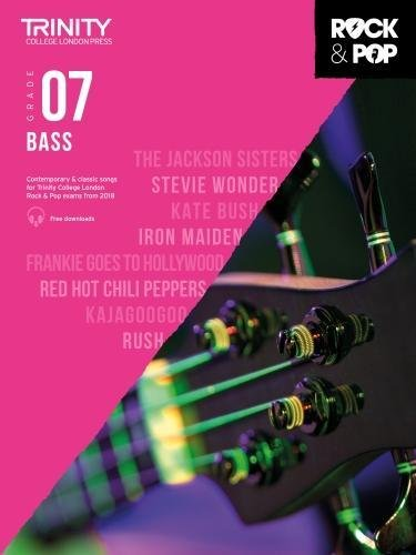(Trinity Rock & Pop 2018 Bass Grade 7)