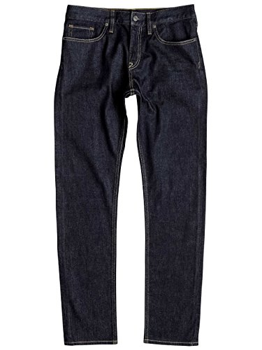 DC Shoes Worker Indigo Rinse - Slim Fit Jeans - Jean coupe slim - Homme