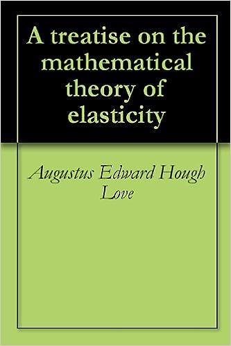 Of elasticity ebook theory