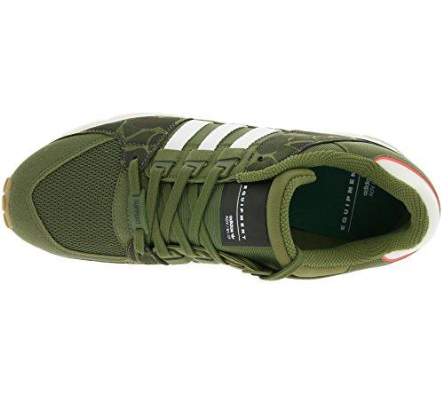 Adidas Originali Mens Originali Eqt Rf Support Trainer Us10 Verde