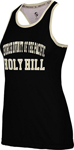 Women's Church Divinity of The Pacific College Crisscross Loose Training Tank F1512 by ProSphere