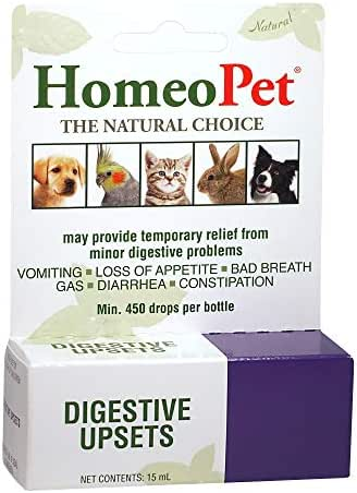 HomePet Digestive Upsets