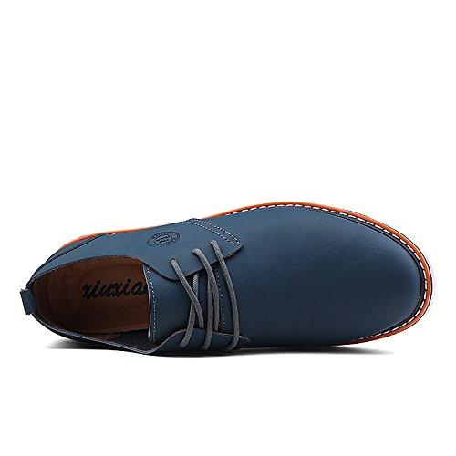 Salabobo - Botas hombre Azul